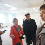 Члены комиссии делятся впечатлениями с СМИ