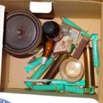 Предметы, которые наркозависимые использовали для приготовления наркосмеси, изъяты, опечатаны и направлены полицейскими на исследование. Все фото: полиция Серова.