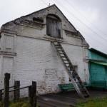 """В этом здании раньше лечили, а теперь будут развлекать. Фото: Константин Бобылев, """"Глобус"""""""