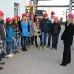 Экскурсии для старшеклассников 13-й школы провели активисты молодежной организации «ПроГРЭСС»