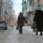 В период гололеда на улицах Серова травмировались более 200 горожан