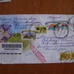 Письмо, написанное серовчанином Президенту США, так и не дошло до адресата, вернулось из-за границы обратно с перечеркнутым адресом, красным штампиком с английскими словами и указующим перстом.
