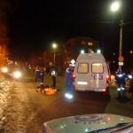 Пострадавшая в столкновении женщина скончалась на места аварии после проведения необходимых реанимационных действий.
