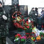 Обновленный мемориал в п. Красноярка. Фото: Вера Теляшова
