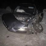 Под Серовом гастарбайтер на ВАЗе въехал в Toyota Auris. Травмировались четверо