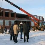 Детский сад в п. Красноярка должен быть сдан осенью 2015 года. Фото: Вера Теляшова