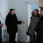 Заведующая ФАПом п. Марсяты пожаловалась главе на проблемы с отоплением. Фото: Вера Теляшова