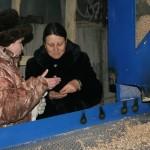 Линия по производству пеллет в Красноярском леспромхозе. Фото: Вера Теляшова