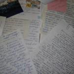 243 письма напечатано в «Глобусе» в 2014 году на страницах «В контакте». Фото: Андрей Гребенкин, «Глобус»
