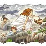 Иллюстрация: предоставлено Центрально городской библиотекой им. Д.Н. Мамина-Сибиряка.