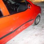В Серове столкнулись Chevrolet и Nissan. Пострадала пассажирка Chevrolet