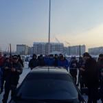 Сообщество автолюбителей БПАN96 провело в Серове автосоревнования