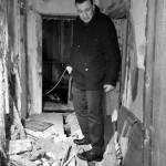 facebook: Дмитрий Ионин в серовском бараке.