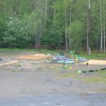 """Здесь разместится палаточный лагерь. Фото: Константин Бобылев, """"Глобус""""."""