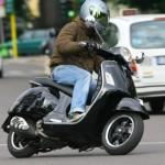 В Серове экзамены на право управления мопедами и скутерами сдала первая группа: права категории