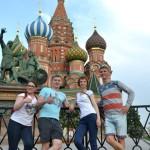 Фото на память о Красной площади