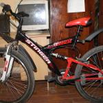 Серовчанин, укравший велосипед, попробовал продать его знакомому, а тот сообщил в полицию