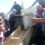 В Замарайский пруд выпустили 500 мальков.