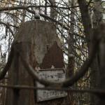 Неокрашенные оградки, облупившиеся надгробия покрыты ржавчиной. Судя по датам на чудом сохранившихся табличках, многим погребениям более полувека. Фото: Константин Бобылев, «Глобус»