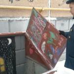 Рейд по местам концентрации бомжей провели в Серове сотрудники МЧС и представители управляющих компаний. Все фото: Наталья Кархонен.