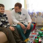 Лечащий врач Ильи Дмитрий Бодров. Фото: e1.ru