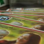 """Билеты """"Жилищной лотереи можно приобрести в """"Глобусе""""! Фото: Константин Бобылев, """"Глобус""""."""