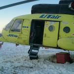 Серовская транспортная прокуратура: по факту жесткой посадки вертолета в ХМАО возбуждено уголовное дело