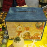 """Вырученные на ярмарке деньги будут переданы в Центр социальной помощи семье и детям. Фото: Константин Бобылев, """"Глобус""""."""