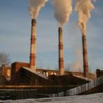 Серовская ГРЭС со стороны топливоподачи. Фото: пресс-служба Серовской ГРЭС