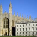 Королевский колледж Кембриджа. Фото: london.kiev.ua