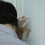 """Серовчанину, который хотел """"писать"""" соседей, грозит суд - за оборот предметов, предназначенных для неглласного получения информации. Фото: Константин Бобылев, газета """"Глобус""""."""