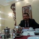 Юрист Сергей Халатов, представитель администрации Серова в