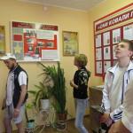 Студенты на экскурсии в полиции. Все фото: полиция Серова