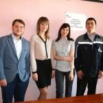 Финалисты конкурса молодых специалистов Серовской ГРЭС