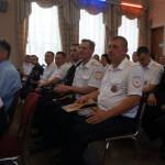 1 июля в Серове прошло торжественное собрание, посвященное 80-летию ГИБДД.