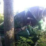 В столкновении пострадали двое - водитель и пассажирка ВАЗа.