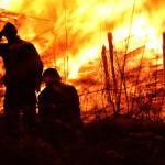 """В Серове в пожаре погибло пятеро. Фото: архив """"Глобуса""""."""