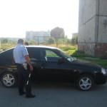 Только за 3 дня инспекторы ДТП составили 32 административных материала - за нарушения правил перевозки детей в легковых автомобилях
