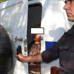 Задержанный отказался от показаний: в Серове двое полицейских получили ножевые ранения при задержании гражданина, незаконно проникшего в чужую квартиру. Все фото предоставлены Валерием Горелых., руководитель пресс-службы ГУВД России по Свердловской области.