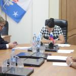 """Вопрос обсудили на совещании по квартальному плану. Фото: Константин Бобылев, """"Глобус""""."""