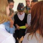 """""""Настоящий полковник"""" - так называлась правовая игра, которую полицейские Серова провели в детском доме-школе. Все фото: полиция Серова."""