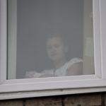 Виолетта в родильном отделении Серовской городской больницы, что на Горке.