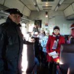 "Фото: предоставлено ЛОП на станции ""Серов""."