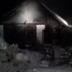 Пожар произошел минувшей ночью. Фото: предоставлено 56 ПСЧ.