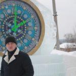 """Часы показывают точное время. Фото: Константин Бобылев, """"Глобус""""."""