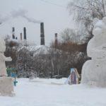 """Есть и Медведь, правда не с балалайкой, а с гитарой. Фото: Константин Бобылев, """"Глобус""""."""