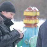 """Замечания записывали, чтобы все устранить. Фото: Константин Бобылев, """"Глобус""""."""