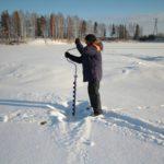 Иванов Петр ГИМС пруд лед