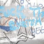 """Еще одна надпись со стен гаражей, которые расположены за городской ратушей. Фото: Константин Бобылев, """"Глобус""""."""
