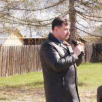 Военный комиссар города Эдуард Вивтоненко